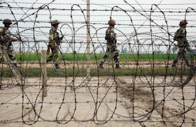 76% of Indo-Bangla border covered by fence