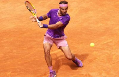 Italian Open: Nadal saves two match points to defeat Shapovalov, Djokovic also advances to quarters