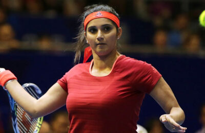 Sania Mirza opens up on battling depression after 2008 Olympics