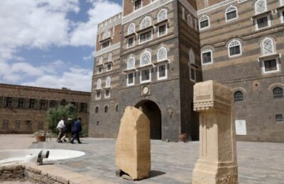 As War Destroys Yemen's Present, Museums Fights To Preserve It