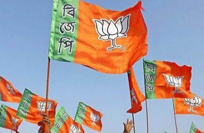Bengal BJP leaders absent in Meeting