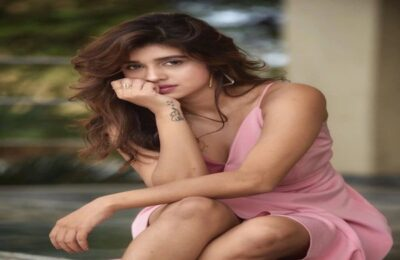 Sanskruti Balgude Share Pictures From Her Latest Photoshoot