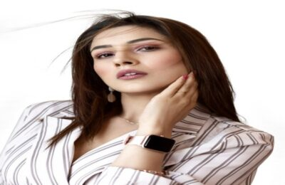 Shehnaaz Gill's -New Look