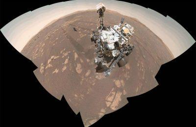 NASA Reveals How Mars Rover Perseverance Captured A Historic Selfie