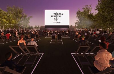 The Curtain Rises On The 20th Tribeca Festival And Newyork Too