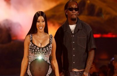 Cardi B And Offset Are Expecting Their Second Child Together, Reveals Pregnancy During BET Awards