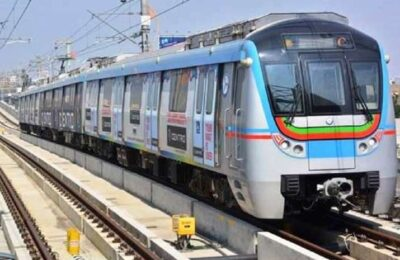 Hyderabad Metro timings changed in wake of lockdown; strict COVID guidelines in place
