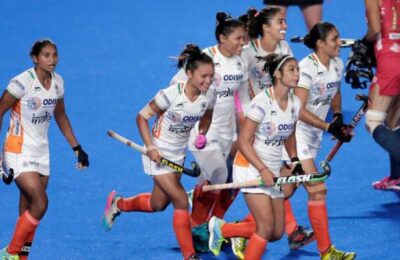 India name 8 debutants in women's hockey squad for Tokyo Olympics
