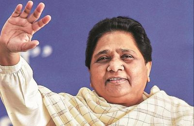 BSP to fight solo in UP
