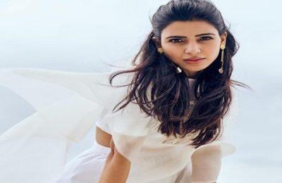 Samantha Akkineni To Play The Female Lead In Pawan Kalyan's Film 'PSPK 28' With Harish Shankar?