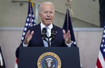 US facing most significant democracy test since Civil War: Biden rips Trump's 'big lie' claims on 2020 election