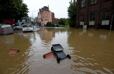 At least 2 dead in Bavaria as rains continue to pound Germany