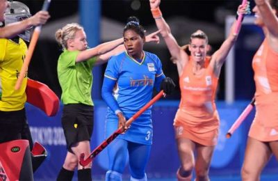 India lose 1-5 to Netherlands in Tokyo Olympic hockey opener