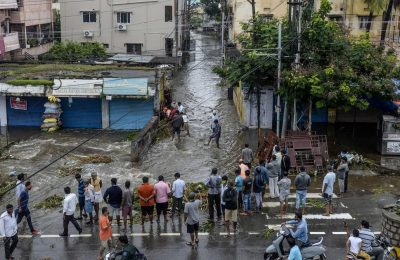 IMD issues red alert for Hyderabad, five other districts