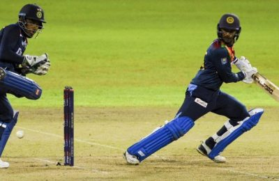 Sri Lanka beat India by 4 wickets to keep T20 series alive