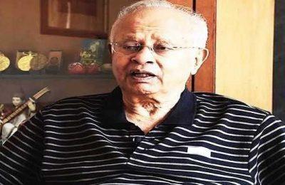 Nandu Natekar, India's first international badminton champion, passes away