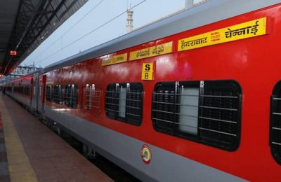 Rail network to be electrified
