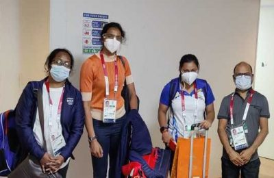 Olympics: 88 Indian member contingent and 54 athletes reaches Tokyo