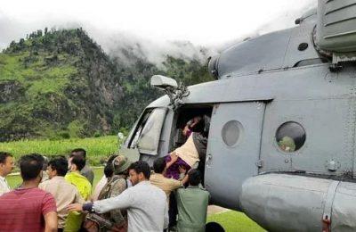 JK cloudburst: IAF rescues 74 personnel from Kishtwar