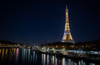 Eiffel Tower Reopens For The First Time In Nine Months