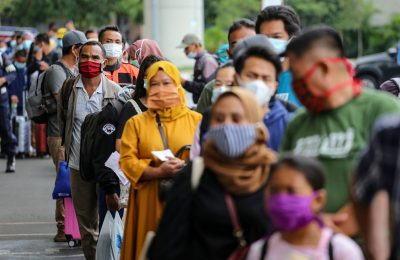 Indonesia becomes Asia's hotspot, reports 54,000 Covid-19 virus cases