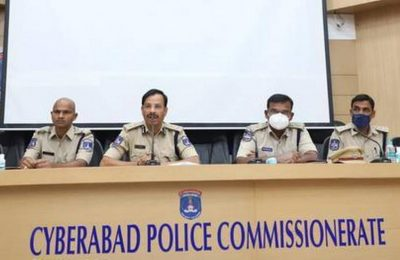 Cyberabad Police conducts awareness programme on Cyber Crimes