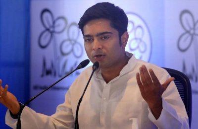 Abhishek taunts Amit Shah