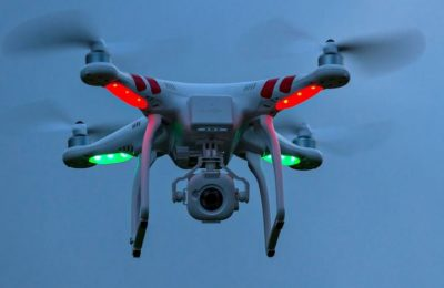 WB: Drones, UAVs banned