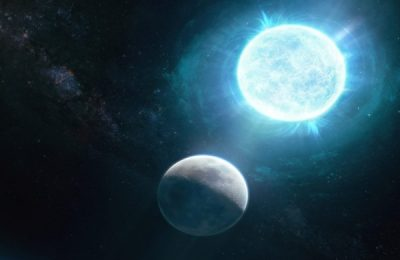 Extreme' White Dwarf Sets Cosmic Records For Small Size, Huge Mass