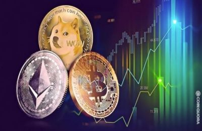 Cryptocurrency Prices Today: Bitcoin In Red; Ether, Dogecoin Retreat 5%