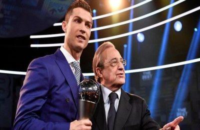 "Leaked Audio Of Florentino Perez: ""Cristiano Ronaldo An Idiot And A Sick Man"""