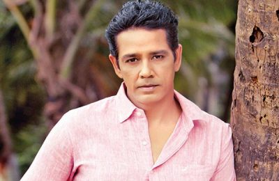 Annup Sonii Wishes To Write A Crime Series Book