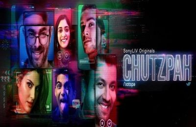 'Chutzpah' Is About The Dark Side Of Social Media