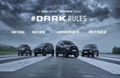 Tata Motors Launches Altroz, Nexon and Nexon EV Dark Edition: Check Details
