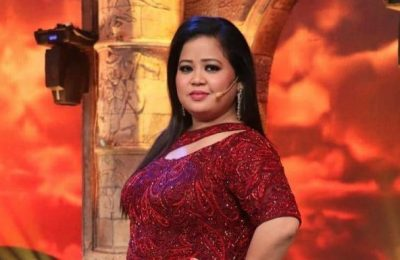 """Bharti Singh: """"I Don't Think Anyone Had An Issue In Taking Pay Cut"""""""