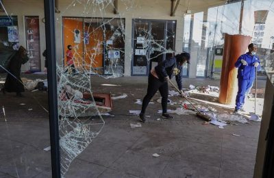 Breakthrough: A top riot instigator, one of the 'dirty dozen,' has been arrested.