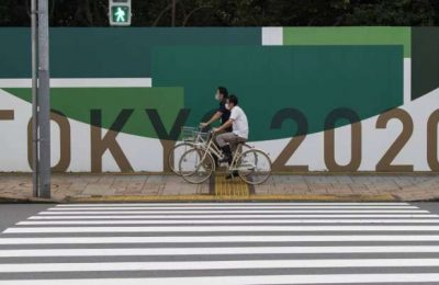 Cases surge to six-month high in Tokyo a week before Olympics