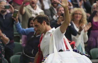 Roger Federer pulls out of Tokyo Olympics after knee 'setback'