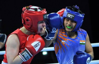 Bishwamitra advances to last-16 of Youth national boxing championships