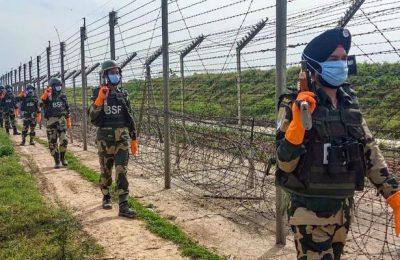 Tripura: BSF jawans killed