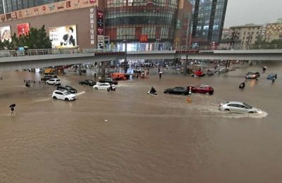 Death toll from floods in China's Henan rises to 302