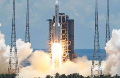 China Launches New Meteorological Satellite To Improve Country's Weather Forecasting Capacity