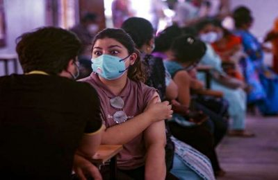 India: 40,134 new cases