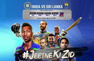 India-Sri Lanka limited-overs series to start from July 18: BCCI secretary Jay Shah