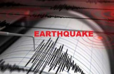 Magnitude 4 earthquake strikes Hyderabad, no damages reported