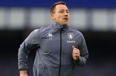 Aston Villa Assistant Coach John Terry resigns