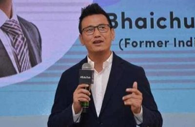 'Dare To Dream' initiative with Bhaichung Bhutia Football Schools launched