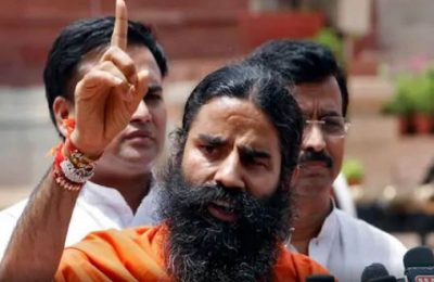 Ramdev asked for reply on plea
