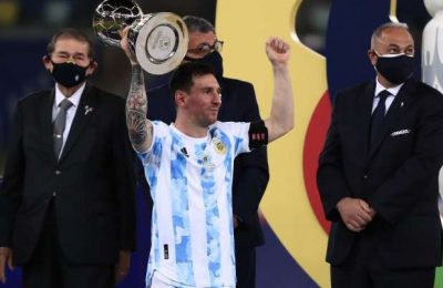 Lionel Messi and Luis Diaz end Copa America as top goal scorers