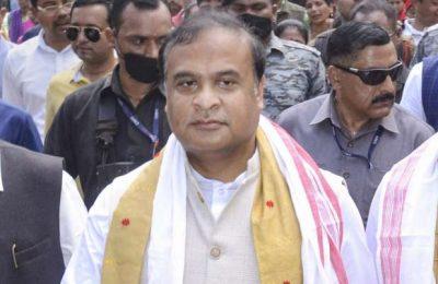 Assam Ministers to visit Aizawl